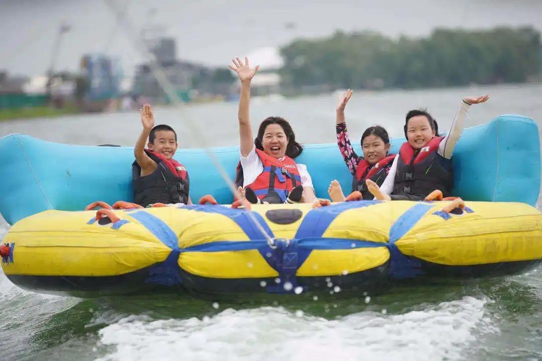 """精挑细选•趣玩一""""夏"""" 奉上穿越文化&水上运动之旅"""